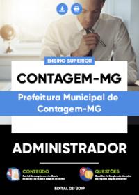 Administrador - Prefeitura de Contagem-MG