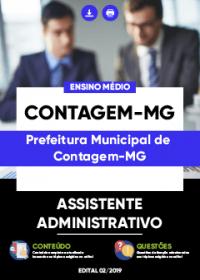 Assistente Administrativo - Prefeitura de Contagem-MG