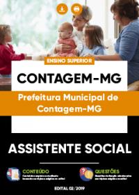 Assistente Social - Prefeitura de Contagem-MG