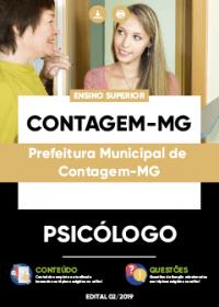 Psicólogo - Prefeitura de Contagem-MG