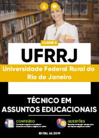 Técnico em Assuntos Educacionais - UFRRJ