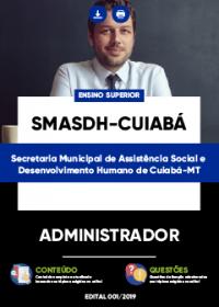 Administrador - SMASDH-Cuiabá
