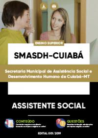 Assistente Social - SMASDH-Cuiabá