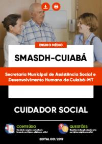 Cuidador Social - SMASDH-Cuiabá