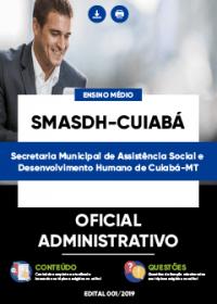 Oficial Administrativo - SMASDH-Cuiabá