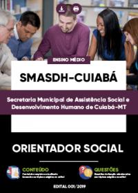 Orientador Social - SMASDH-Cuiabá
