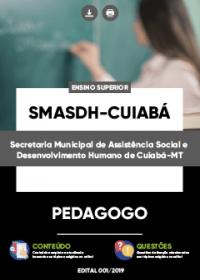 Pedagogo - SMASDH-Cuiabá