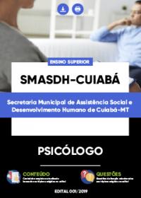 Psicólogo - SMASDH-Cuiabá