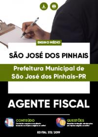 Agente Fiscal - Prefeitura de São José dos Pinhais-PR