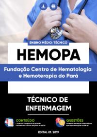 Técnico de Enfermagem - HEMOPA