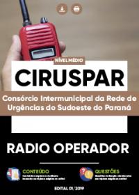 Radio Operador - CIRUSPAR