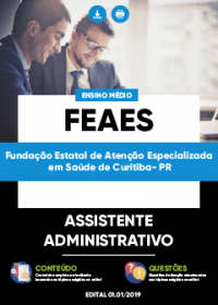 Assistente Administrativo - FEAES