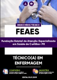 Técnico em Enfermagem - FEAES