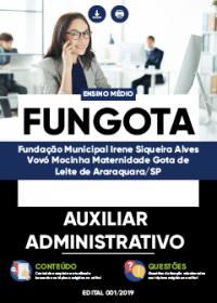 Auxiliar Administrativo - FUNGOTA