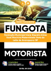 Motorista - FUNGOTA