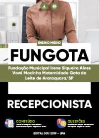 Recepcionista - FUNGOTA