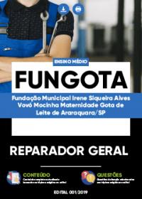 Reparador Geral - FUNGOTA