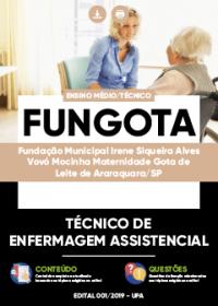 Técnico de Enfermagem Assistencial - FUNGOTA