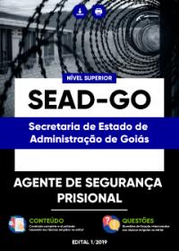 Agente de Segurança Prisional - SEAD-GO