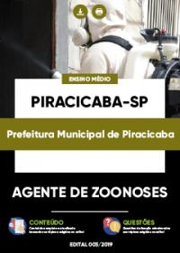 Agente de Zoonoses - Prefeitura de Piracicaba-SP