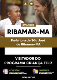Visitador do Programa Criança Feliz - Prefeitura de São José de Ribamar-MA