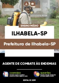 Agente de Combate às Endemias - Prefeitura de Ilhabela-SP