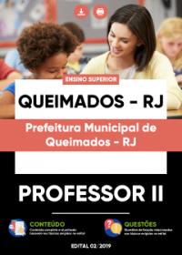 Professor II - Prefeitura de Queimados-RJ
