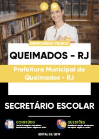 Secretário Escolar - Prefeitura de Queimados-RJ