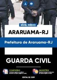 Guarda Civil - Prefeitura de Araruama-RJ