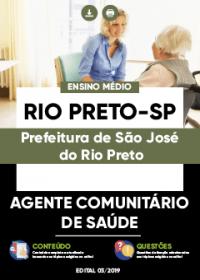 Agente Comunitário de Saúde - Prefeitura de São José do Rio Preto-SP