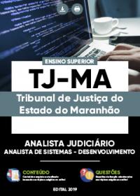 Analista Judiciário - Analista de Sistemas - Desenvolvimento - TJ-MA
