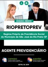Agente Previdenciário - RIOPRETOPREV
