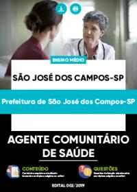 Agente Comunitário de Saúde - Prefeitura de São José dos Campos-SP