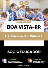 Socioeducador - Prefeitura de Boa Vista-RR