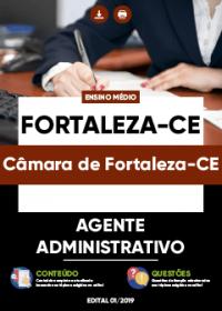 Agente Administrativo - Câmara de Fortaleza-CE