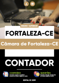 Contador - Câmara de Fortaleza-CE