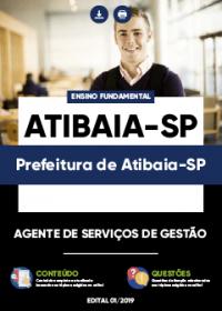Agente de Serviços de Gestão - Prefeitura de Atibaia-SP