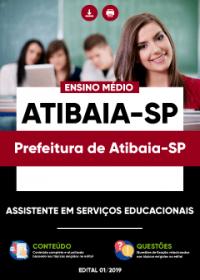 Assistente em Serviços Educacionais - Prefeitura de Atibaia-SP