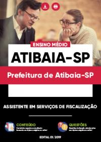 Assistente Especial em Serviços de Fiscalização - Prefeitura de Atibaia-SP