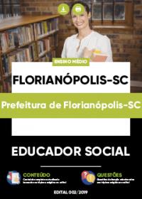 Educador Social - Prefeitura de Florianópolis-SC