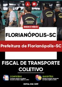 Fiscal de Transporte Coletivo - Prefeitura de Florianópolis-SC