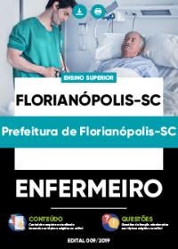 Enfermeiro - Prefeitura de Florianópolis-SC