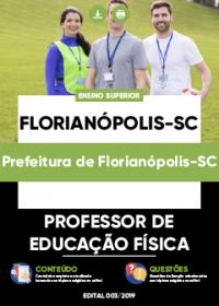 Professor de Educação Física - Prefeitura de Florianópolis-SC