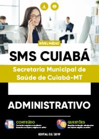 Administrativo - SMS Cuiabá