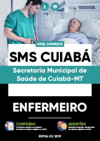 Enfermeiro - SMS Cuiabá