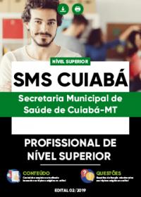 Profissional de Nível Superior - SMS Cuiabá