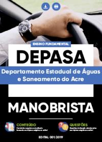 Manobrista - DEPASA