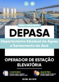 Operador de Estação Elevatória - DEPASA