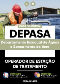 Operador de Estação de Tratamento - DEPASA