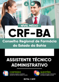 Assistente Técnico Administrativo - CRF-BA
